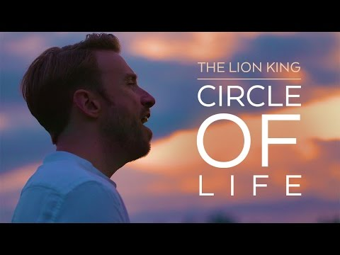 Circle of Life Cover by Peter Hollens feat. Tony Glausi