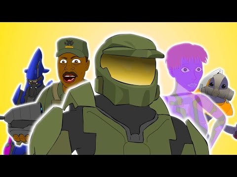 Halo The Musical