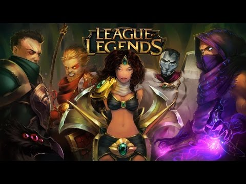 "Jason Willey  ""League of Legends Main Theme"" Cover by The Live Voices"