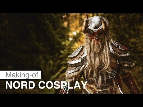 Lightning Cosplay: Making of Nord Cosplay