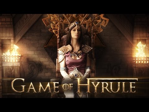 Game Of Hyrule - Legend Of Zelda / Game Of Thrones Fanfilm