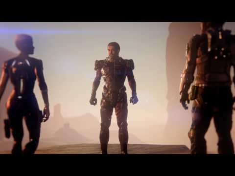 Mass Effect Andromeda: Pathfinder Team Briefing