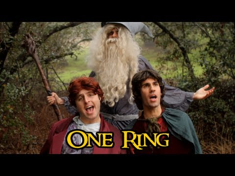 The Hobbit - One Ring