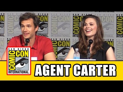 Agent Carter - SDCC Panel