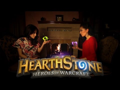 "Peter Mcconnell  ""Hearthstone Main Theme"" Cover by The Live Voices"