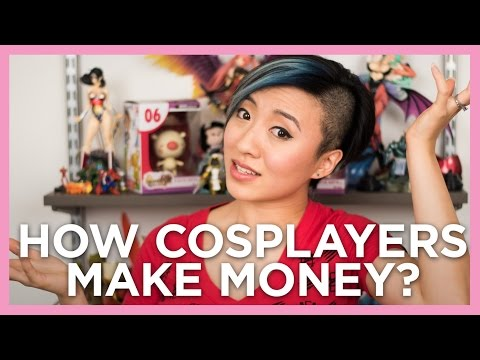 How Do Cosplayers Make Money