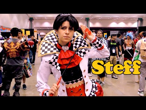 Steff Von Schweetz Interview: Anime Expo 2016