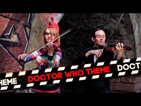 "Ron Grainer  ""Doctor Who Theme"" Cover by Anastasia Soina"