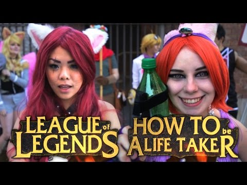 League Of Legends - How To Be A Lifetaker