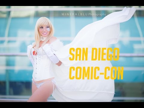 San Diego Comic-Con 2016 Cosplay Music Video