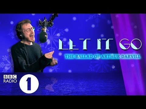 Let It Go - The Dr Who Version by Arthur Darvill