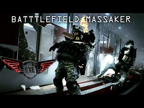 Battlefield 3 Massaker Song