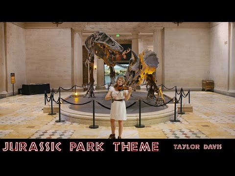 "John Williams  ""Jurassic Park Theme Song"" Cover by Taylor Davis"