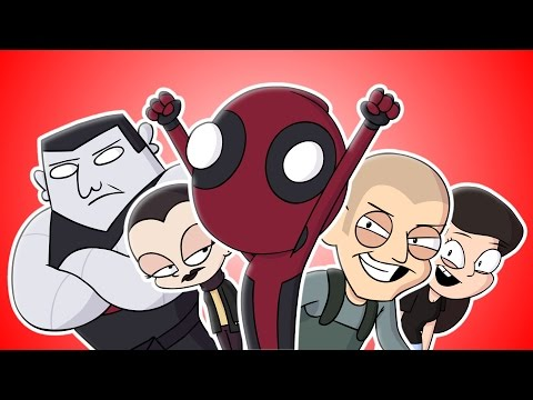 Deadpool The Musical