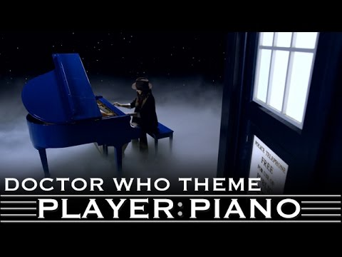 "Ron Grainer  ""Doctor Who Theme"" Cover by Player Piano"