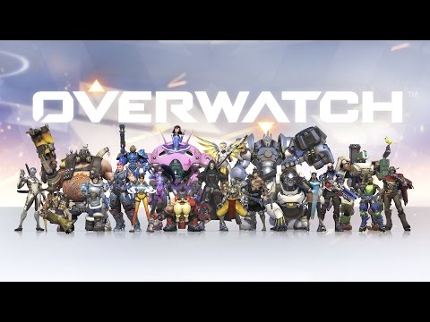 Overwatch - Gameplay