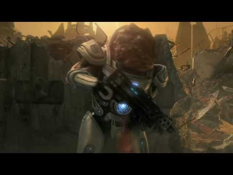 Mass Effect 2 - Cinematic