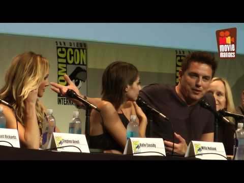 Arrow - Full SDCC Panel