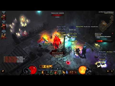 Diablo III: Rift Goblin Packs + Conduit Pylon