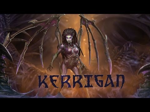 Heroes of the Storm - Kerrigan