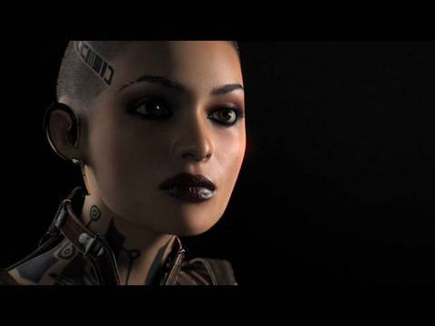 Mass Effect 2 - Subject Zero Narrative