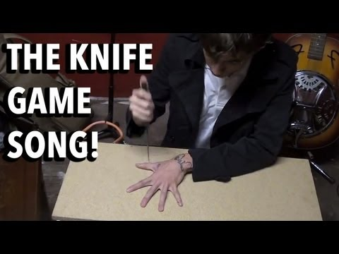 The Knife Game Song