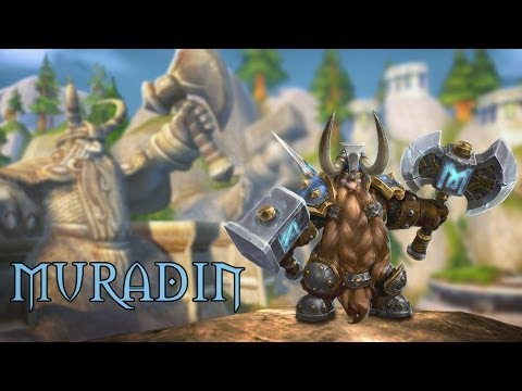 Heroes of the Storm - Muradin