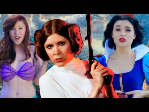 Star Wars Disney Princesses!