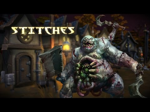 Heroes of the Storm - Stitches