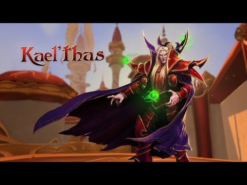 Heroes of the Storm - Kael'thas