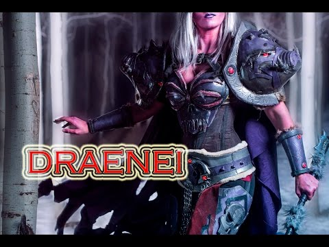 Draenei Cosplay Feature World Of Warcraft