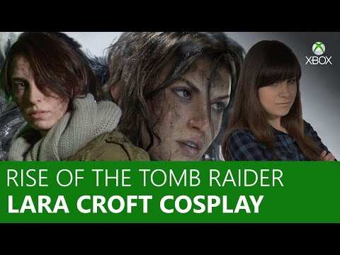 Rise Of The Cosplay - Becoming Lara Croft
