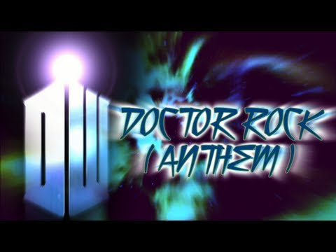 Doctor Who Rock Anthem