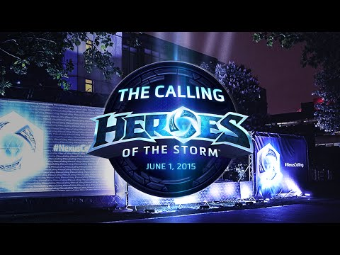Heroes Of The Storm: The Calling