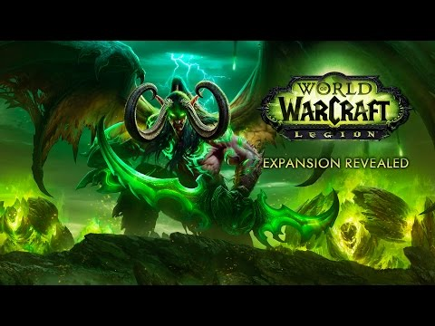 World of Warcraft Expansion Unveiling at Gamescom
