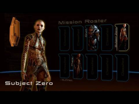 Mass Effect 2 - Subject Zero