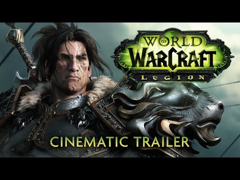 World of Warcraft: Legion - Cinematic