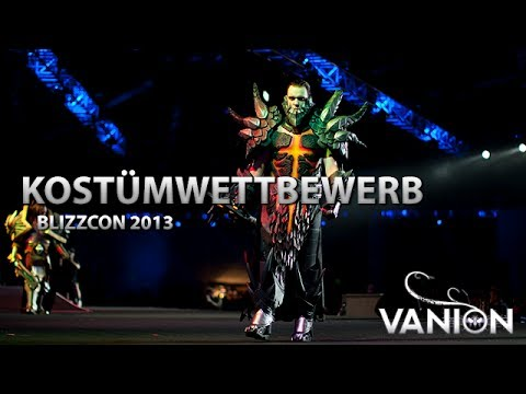 Blizzcon 2013 - Costume Contest