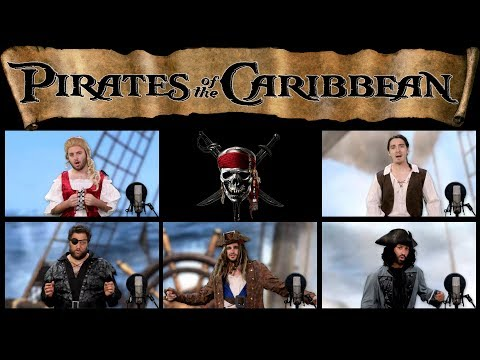 Pirates Of The Caribbean Theme Song Acapella