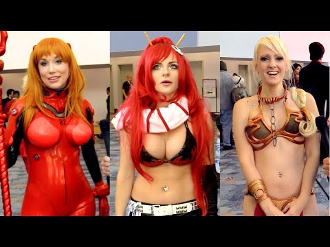 Cosplayer Geek Trivia Challenge: Wondercon 2015 Edition