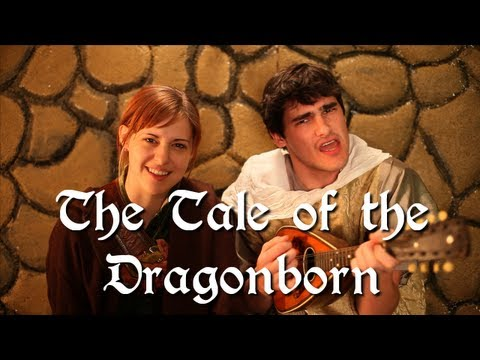 Skyrim: Tale Of The Dragonborn Music Video