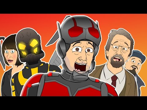 Ant-man The Musical