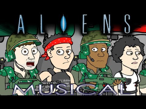 Aliens The Musical