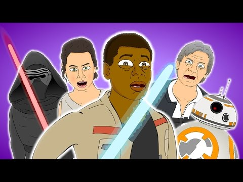 The Force Awakens The Musical