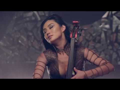 "Skyrim Bard  ""The Dragonborn Comes"" Cover by Tina Guo"