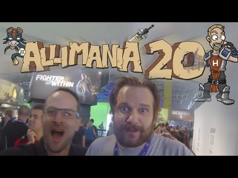 Allimania 20 - Video-Tagebuch Teil 2