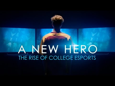 """A New Hero"" // Heroes of The Dorm Documentary"