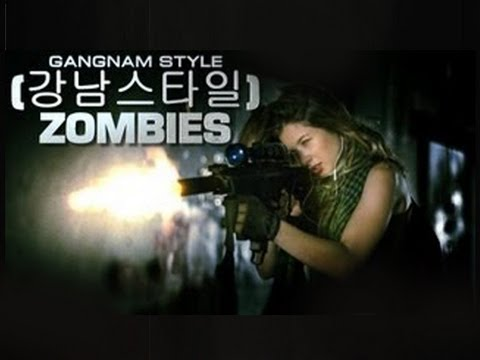 Gangnam Style Zombies