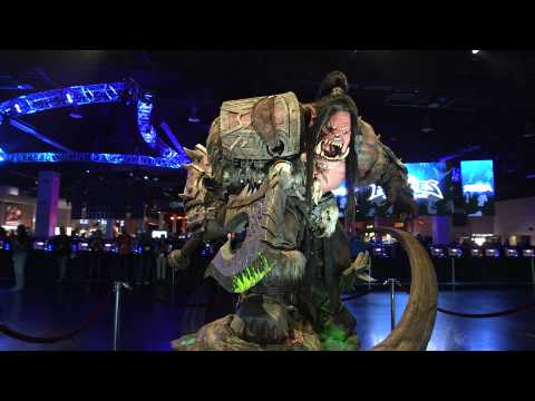 Blizzcon 2014 Community Moments