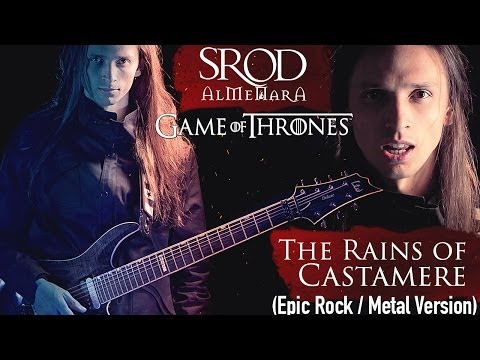 The Rains Of Castamere - Rock / Metal Cover